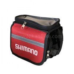 کیف خورجینی دوچرخه مدل شیمانو