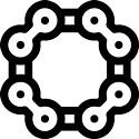زنجیر/قفل زنجیر